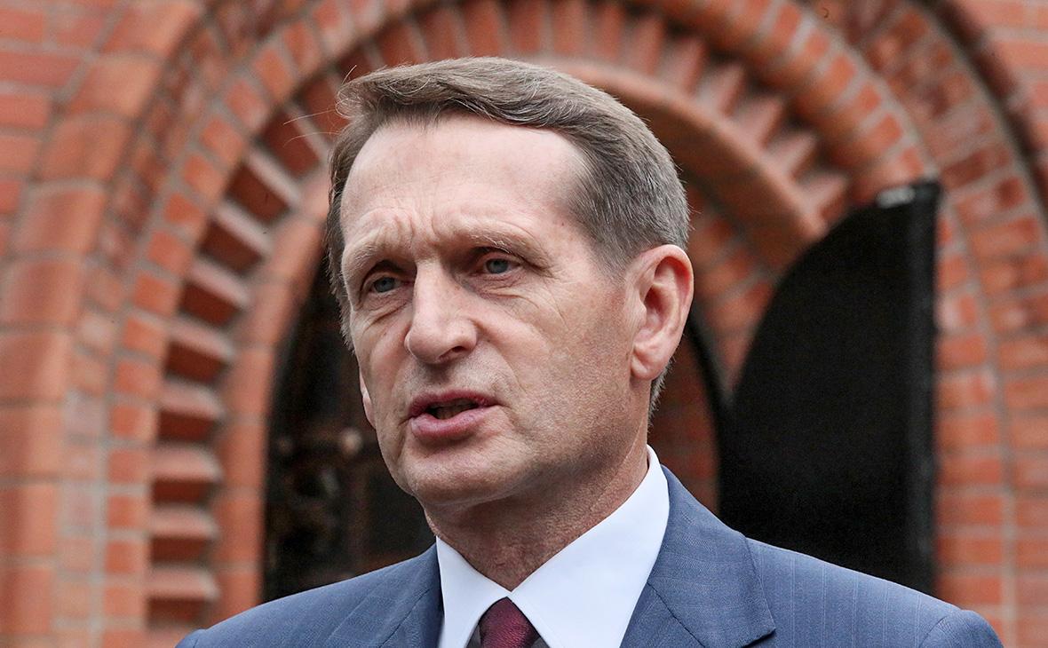 Глава СВР не исключил провокации западных спецслужб в деле Навального