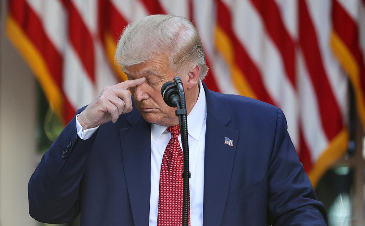 Трамп обвинил Евросоюз в эксплуатации США :: Политика :: РБК