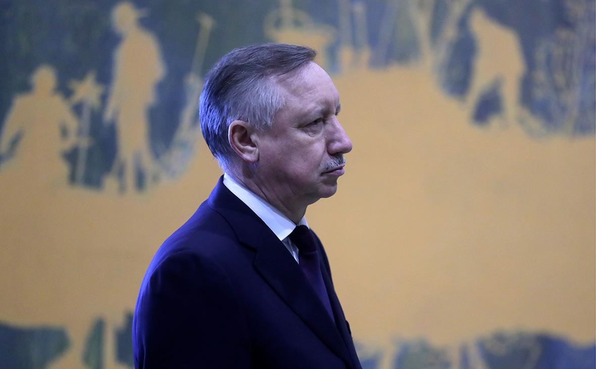 Песков объяснил заказом слухи о возможной отставке Беглова