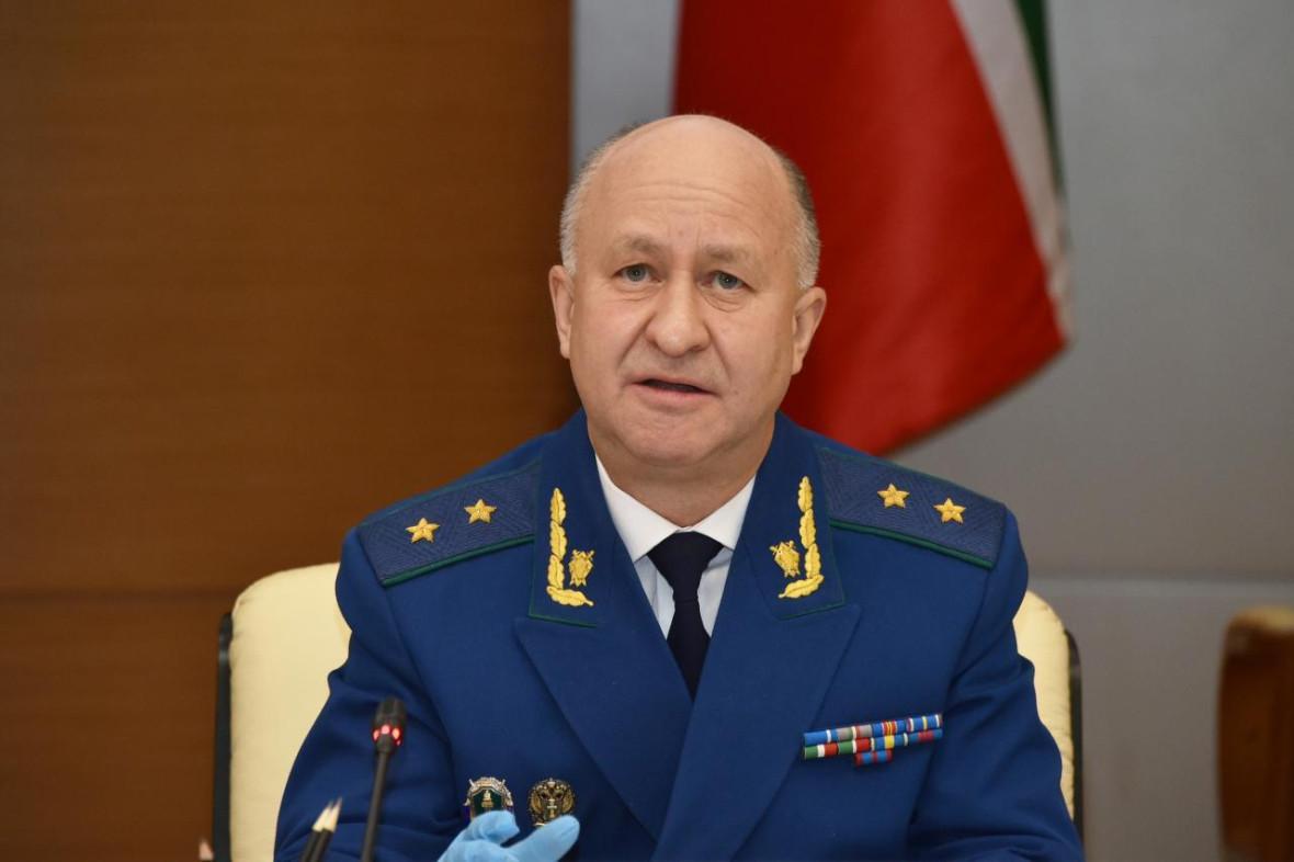прокурор РТ Илдус Нафиков