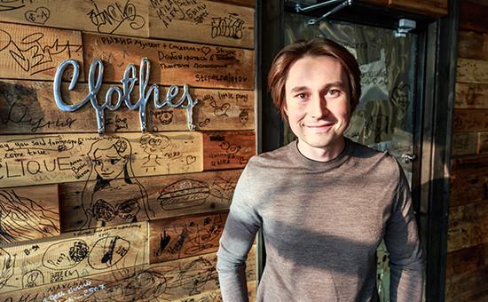 Основатель сети BB & Burgers Иван Кукарских