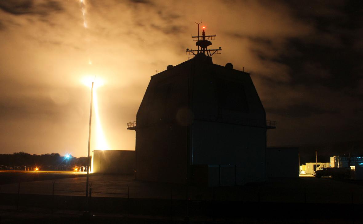 Япония подписала контракт на закупку систем ПРО Aegis Ashore у США