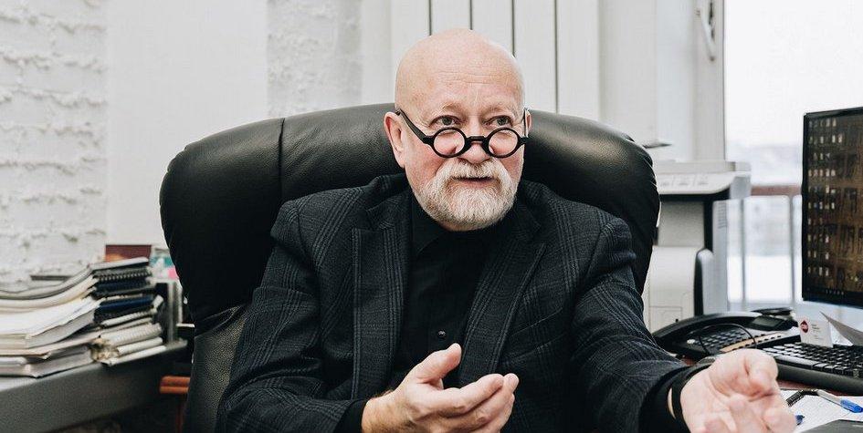Президент Союза архитекторов России, главный архитектор «Метрогипротранса» Николай Шумаков