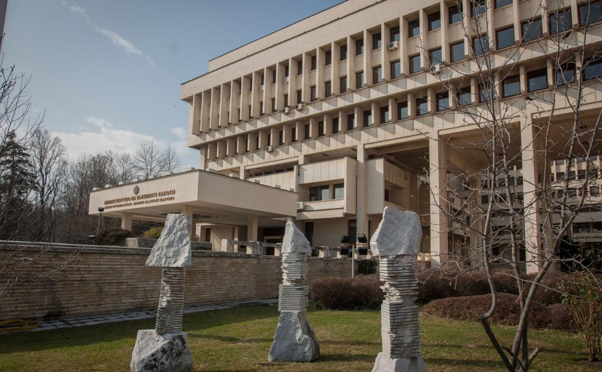 Министерство иностранных дел Болгарии