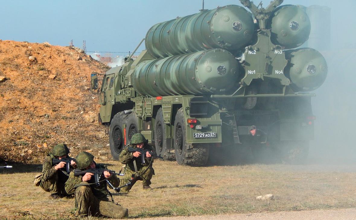 Зенитно ракетный комплекс С-400