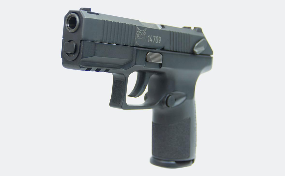 Пистолет «Полоз»