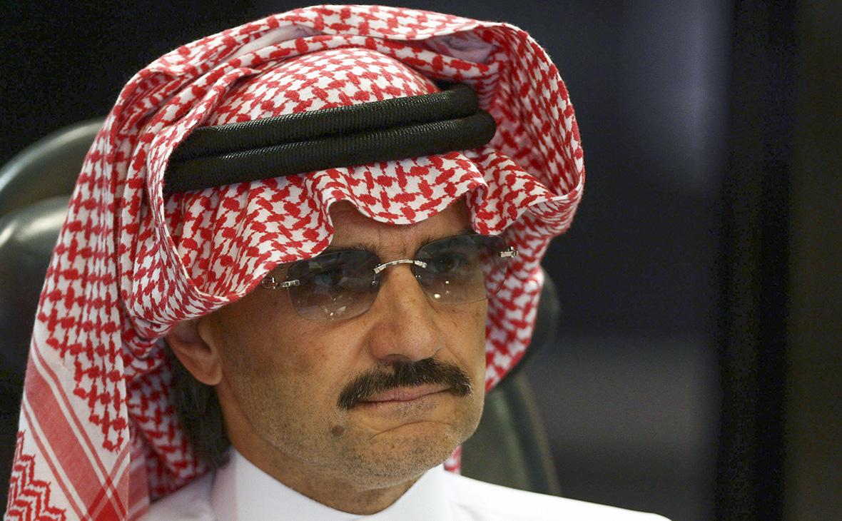 Cаудовский принц Аль-Валид бен Таляль бен Абдель Азиз Аль Сауд