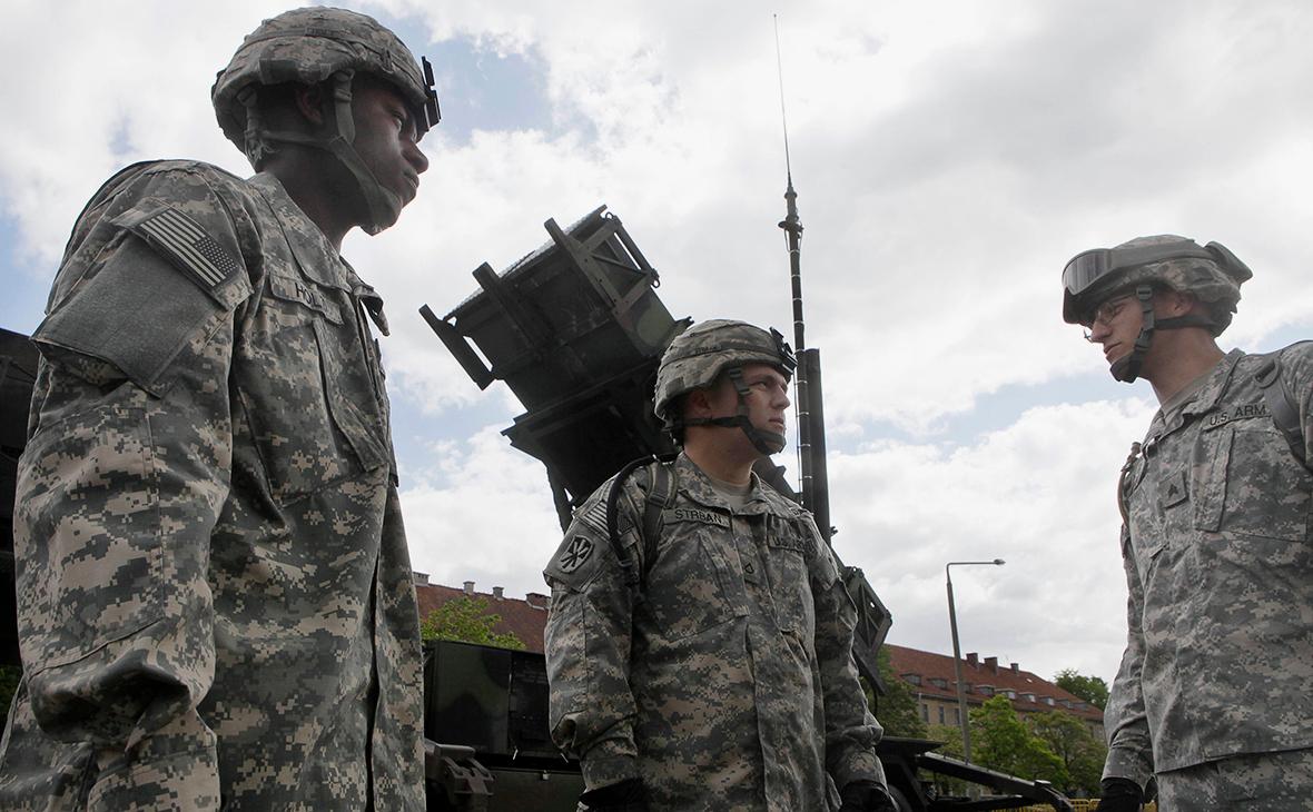 Противоракетная система Patriot
