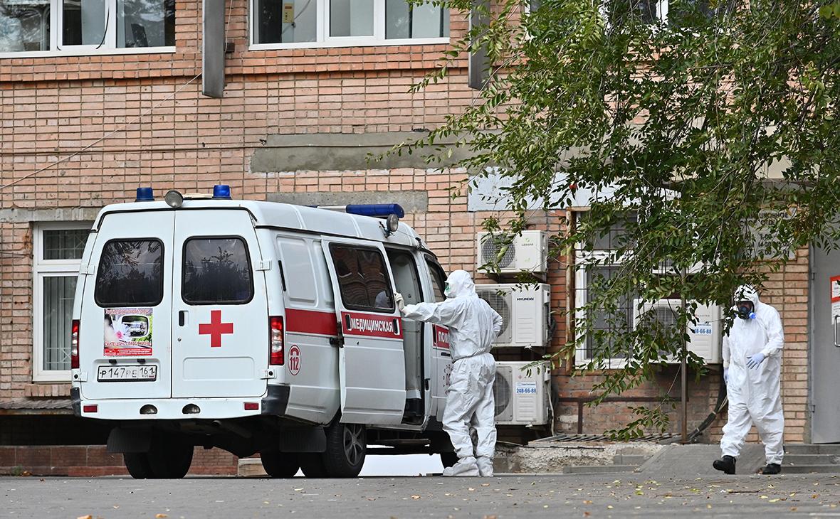 Городская больница №20 в Ростове-на-Дону