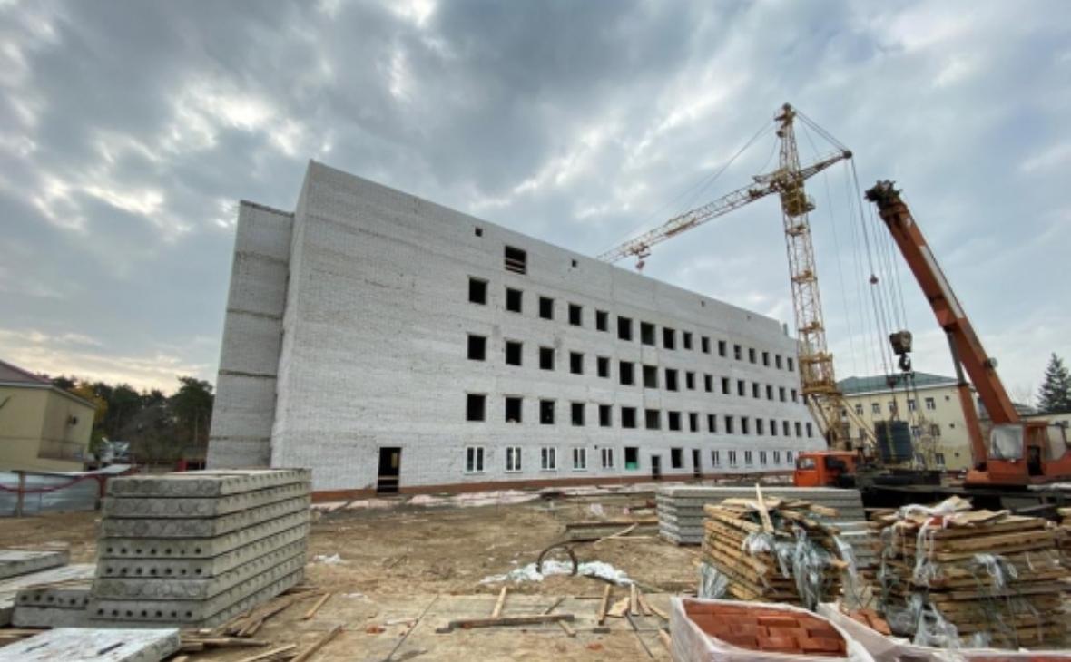 Фото:пресс-служба управления капитального строительства Липецкой области