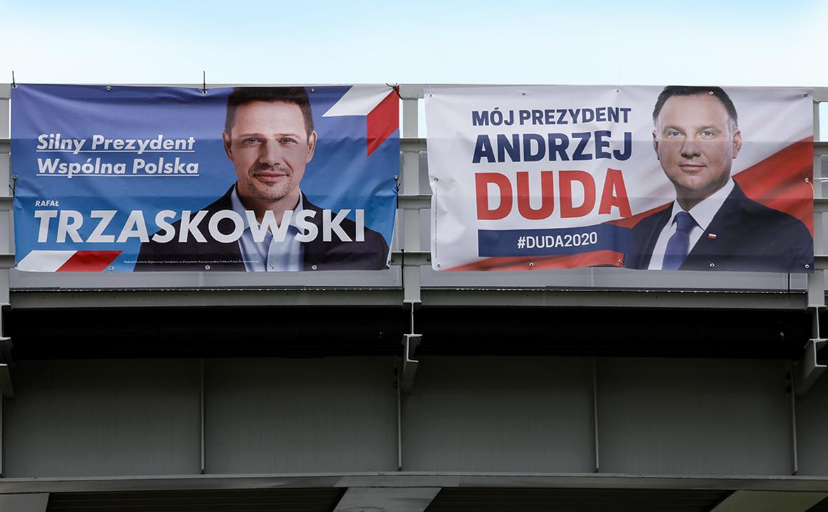 В Польше пройдут отложенные из-за пандемии выборы президента
