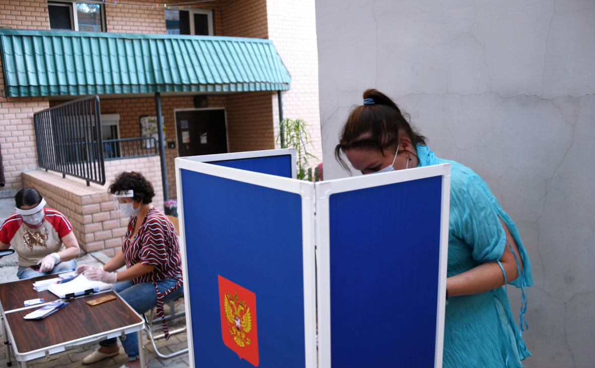 В мэрии Москвы заявили о попытке атаки на систему онлайн-голосования
