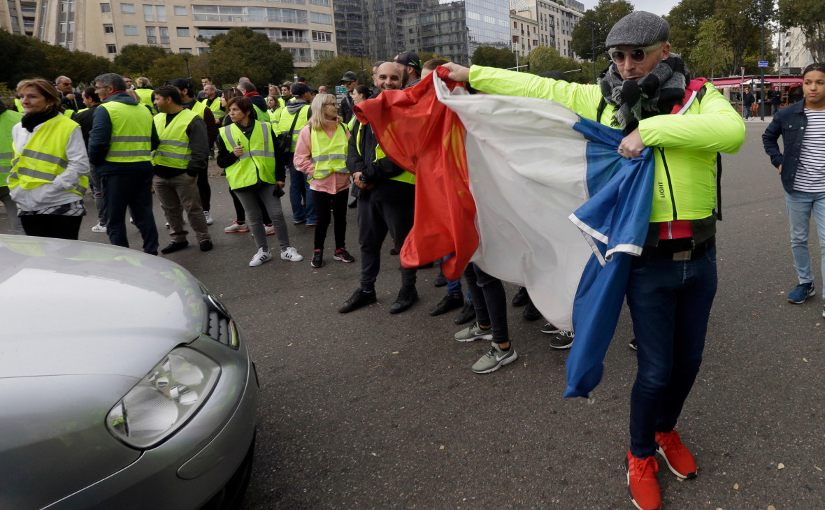 Фото:Claude Paris / AP