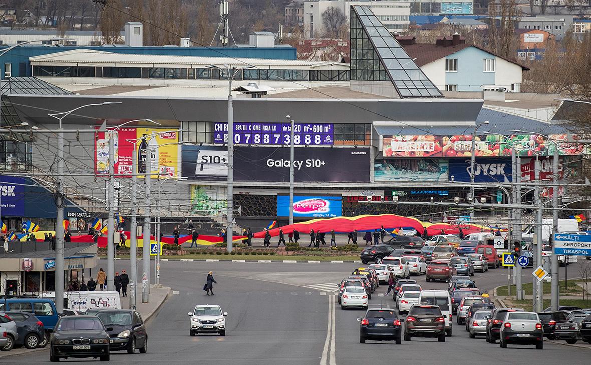 Кишинёв, Молдавия