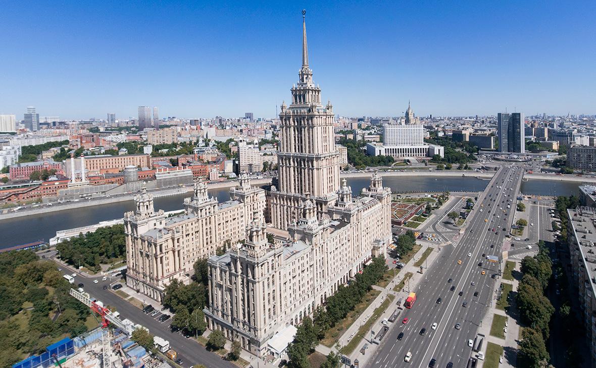 Гостиница «Украина», Москва