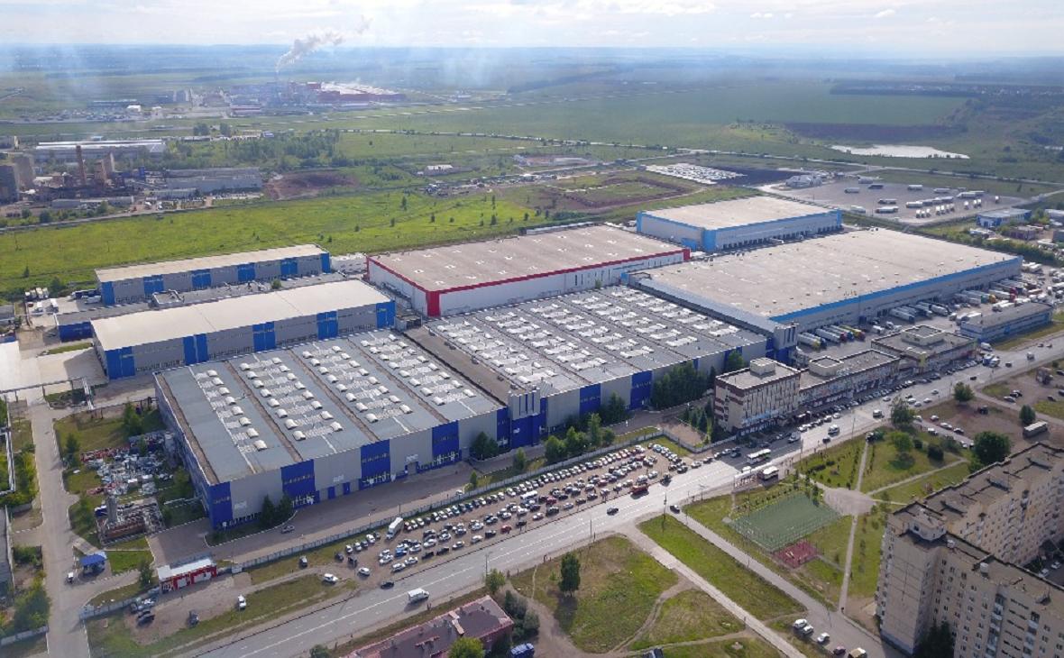Индустриальный парк«ПромЦентр»