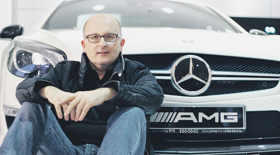 Фото:Mercedes-Benz