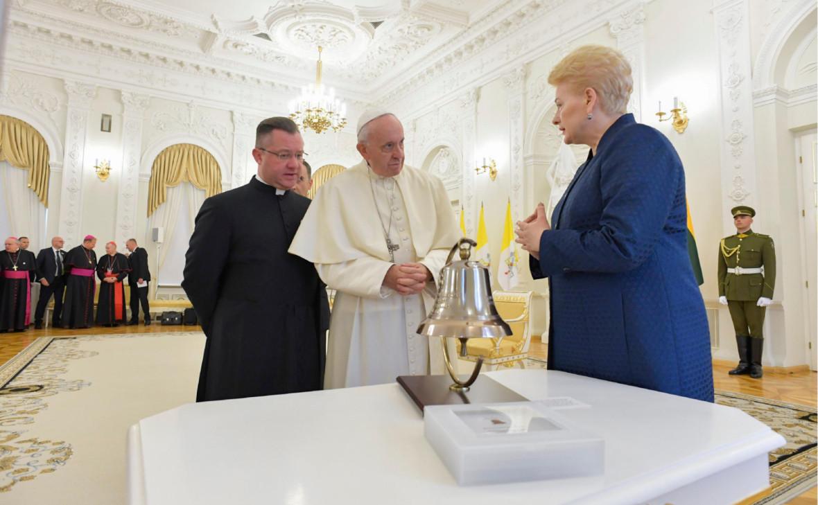 Фото:Vatican Media / Reuters