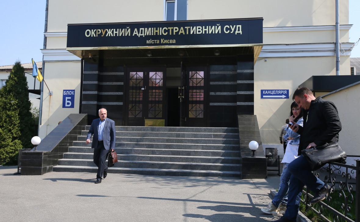 Суд в Киеве отменил присвоение двум проспектам имен Бандеры и Шухевича