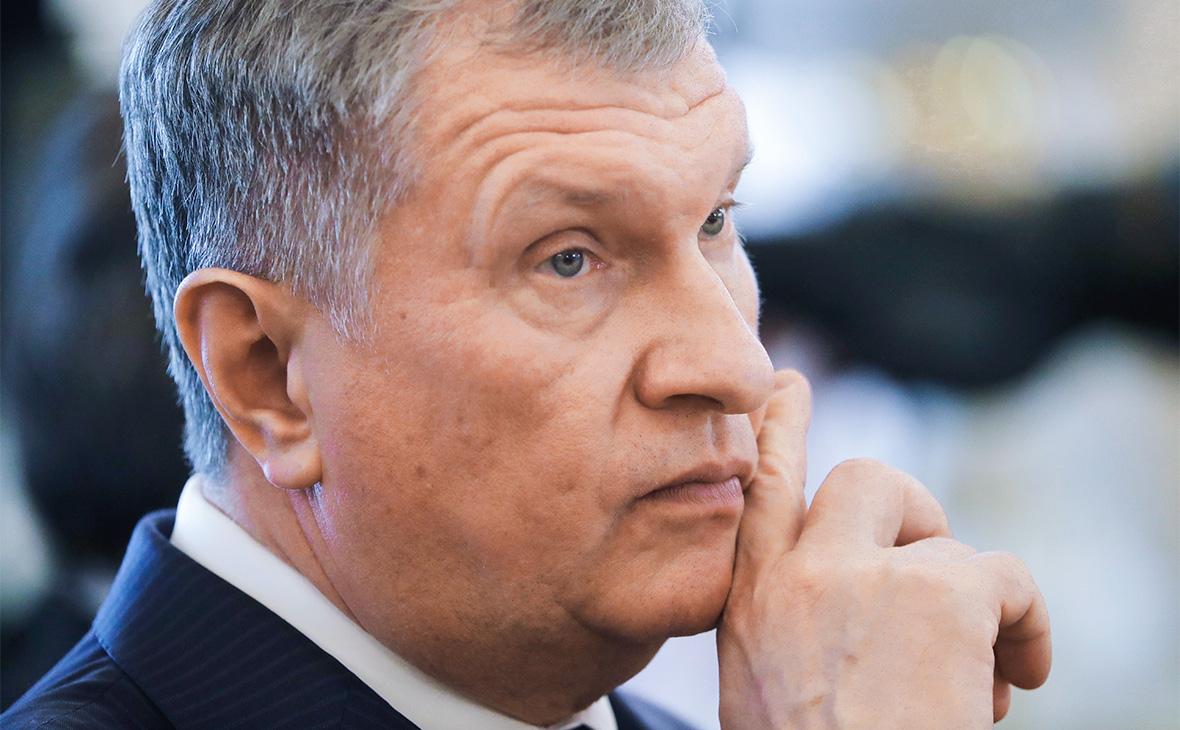 Канада ввела санкции против Сечина, Костина и Якунина