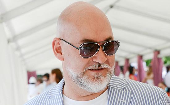 Генеральный директор Русской медиагруппы Сергей Кожевников