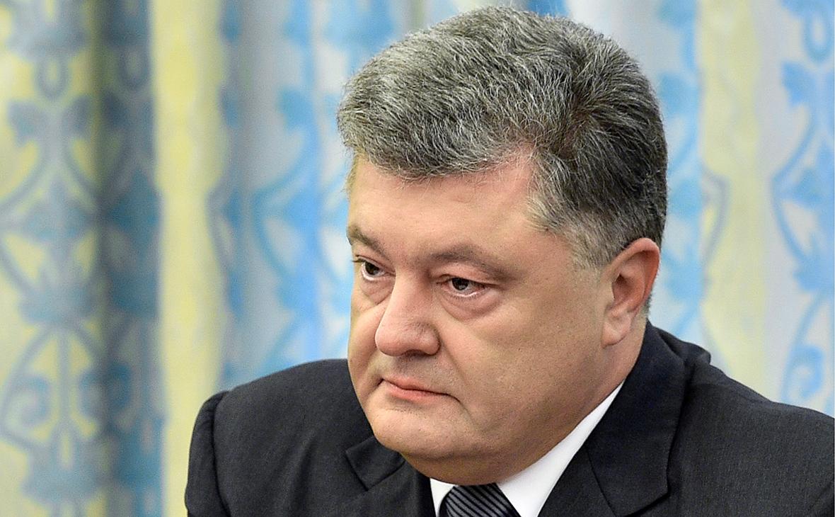 Суд в Киеве открыл дело о запрете на выезд Порошенко и Парубия с Украины
