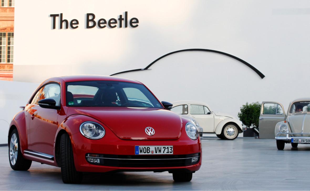 Volkswagen анонсировал прекращение выпуска «Жуков»