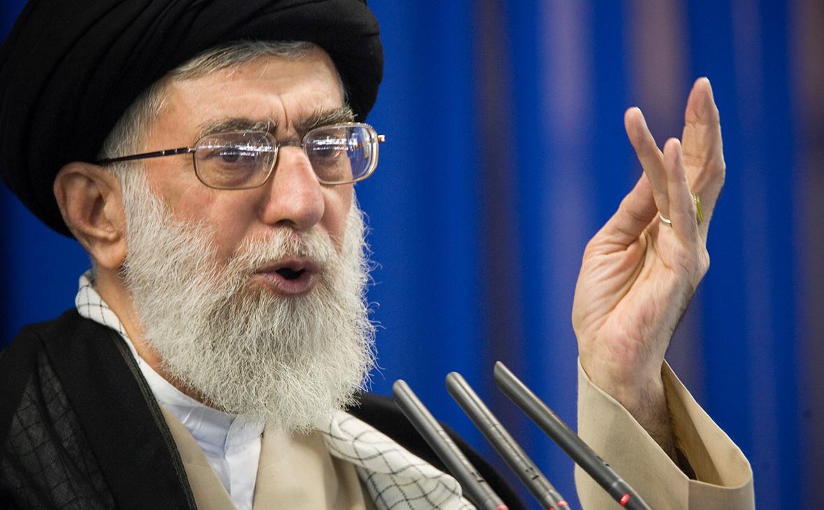 Верховный лидер Ирана пообещал не воевать с США