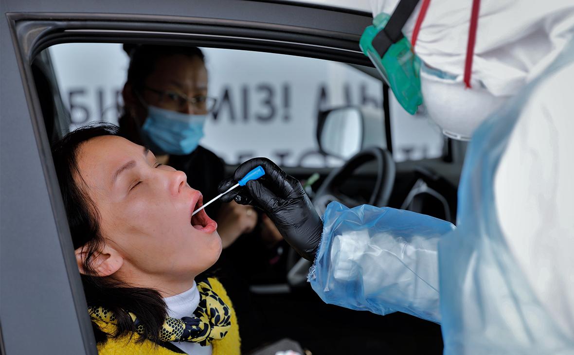 Фото: Калижан Оспанов / Xinhua / Zuma / ТАСС
