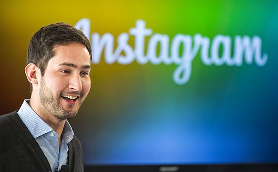 Создатель и гендиректор Instagram Кевин Систром