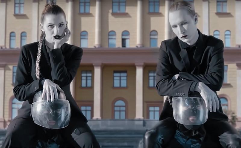 Кадр из клипа«Смерти больше нет»