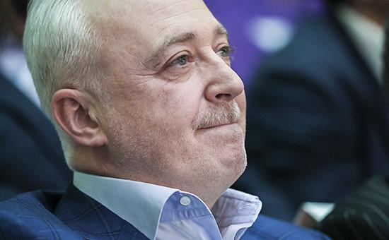 Экс-гендиректор «Роснанотеха» Леонид Меламед