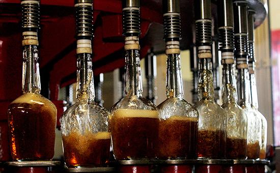 Процесс приготовления коньячного спирта фото