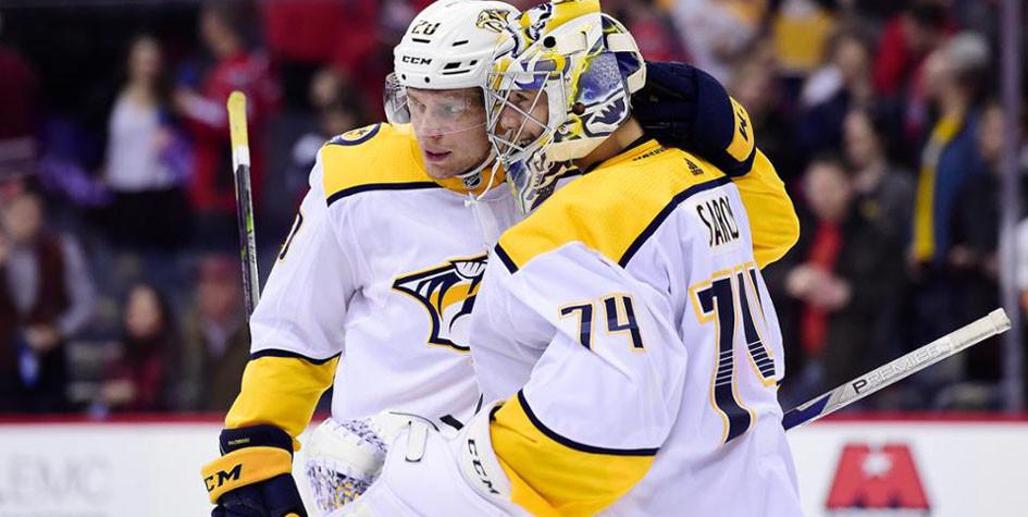 «Нэшвилл» впервые в истории выиграл регулярный чемпионат НХЛ