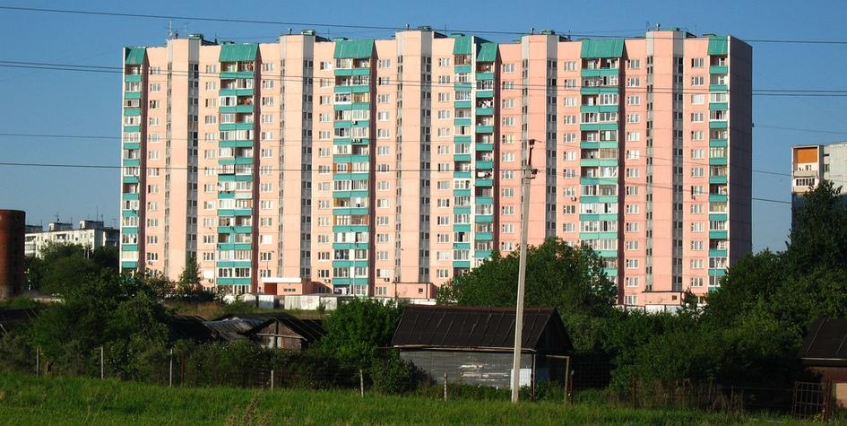 Жилые дома вКоммунарке