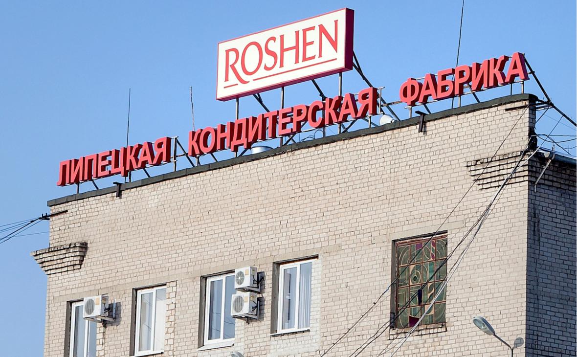 Украинцам продемонстрировали закрытую фабрику Порошенко в Липецке