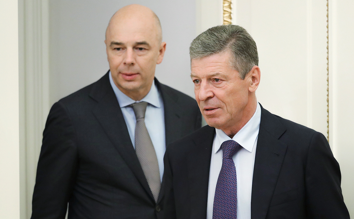 Козак заявил о неизменности условий по инвестпроектам
