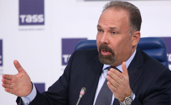 Глава Минстроя РФ Михаил Мень