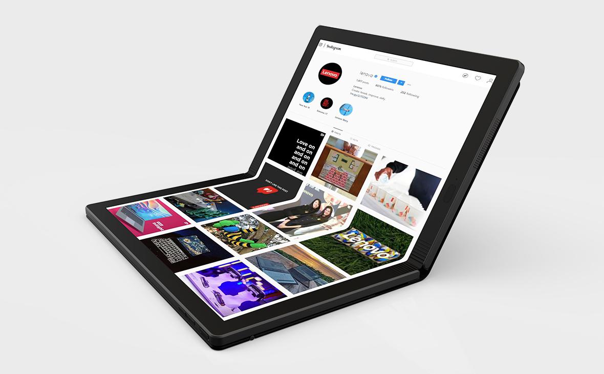 Фото: пресс-служба Lenovo