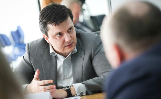 Председатель комиссии Общественной палаты Нижегородской области по развитию территорий Денис Москвин
