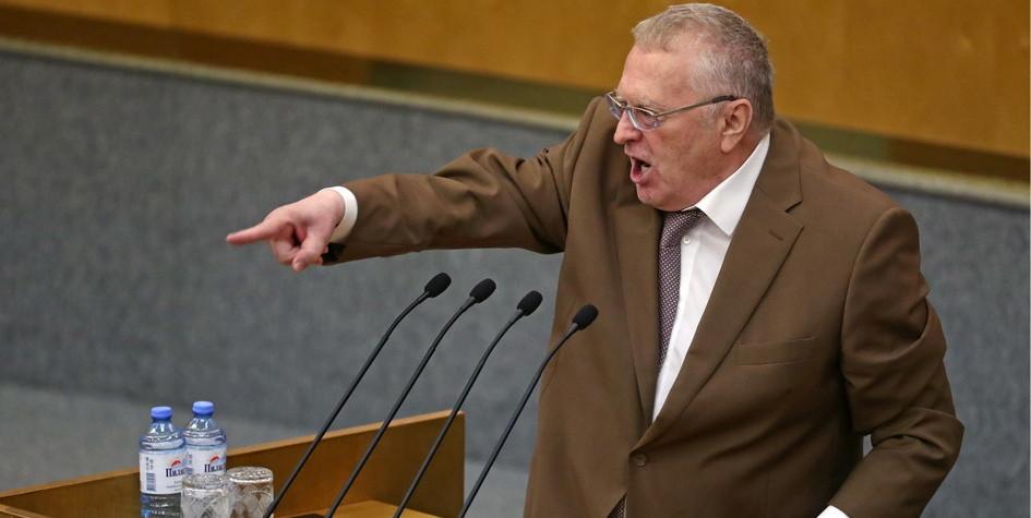 Жириновский предложил строить частные коттеджи за 1 млн рублей