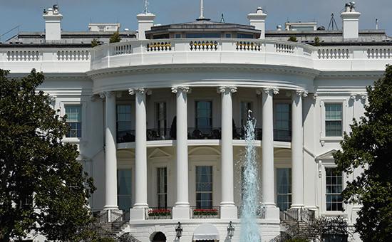 Официальная резиденция президента СШАБелый дом в Вашингтоне