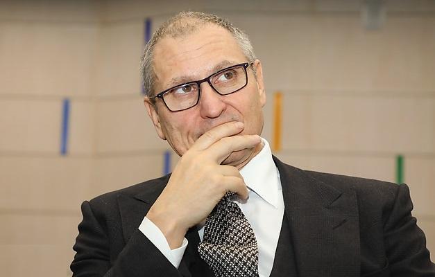 Вице-губернатор Петербурга Евгений Елин