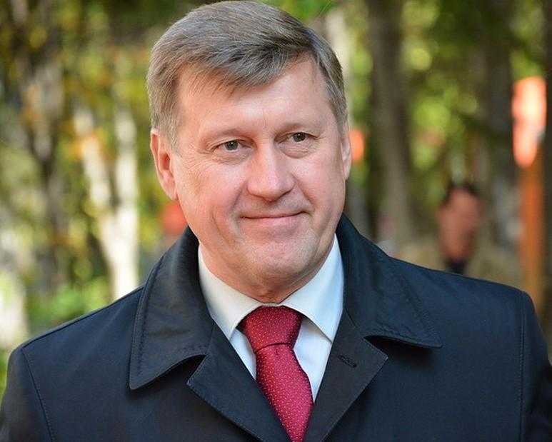Локоть озвучил намерение изменить облик Новосибирска к МЧМ-2023