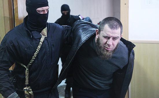 Задержанный по делу Немцова Тамерлан Эскерханов
