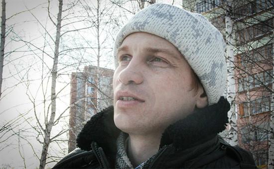 Томский блогер Вадим Тюменцев