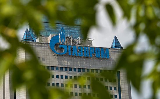 Штаб-квартира «Газпрома»