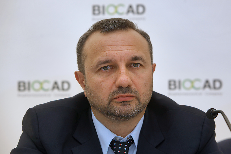 Дмитрий Морозов (BIOCAD)