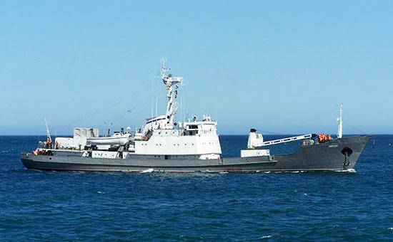 Корабль «Лиман»