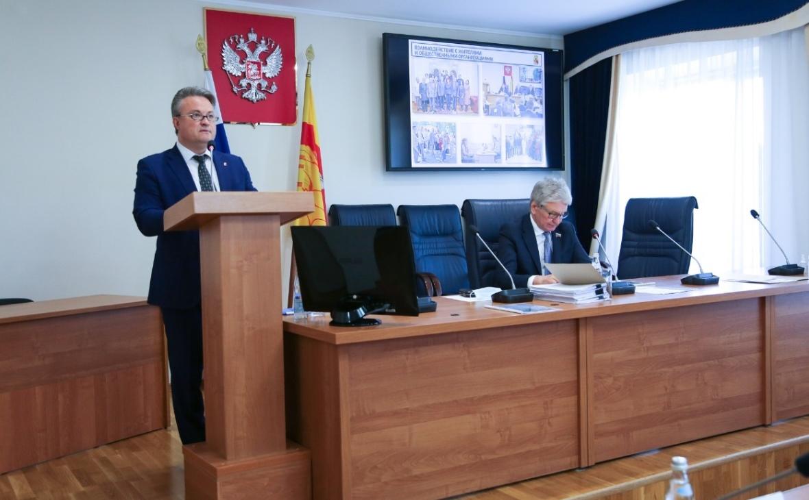 Фото: пресс-служба администрации г. Воронеж